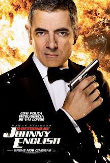 O Retorno de Johnny English – BDRip Dublado – Torrent