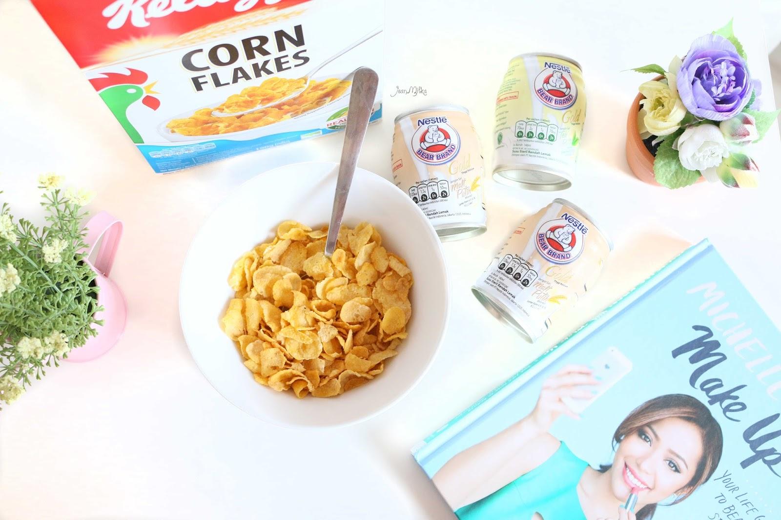 bear brand, susu, susu steril, susu beruang, indonesia, bahasa, rutinitas pagi, morning routine, healthy, sehat, hidup sehat, sarapan