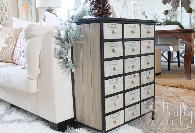 Post shows where you can by this card catalog and how to make it over!