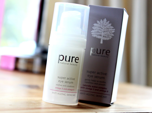 A picture of the Pure Super Active Eye Serum
