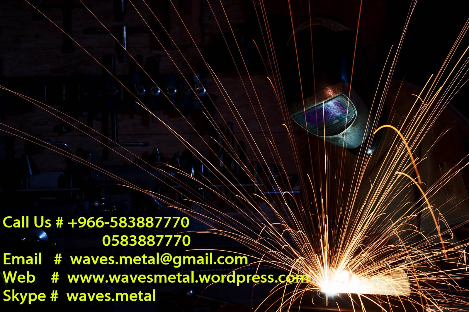 Steel Fabrication And Structure Company In Riyadh Jubai