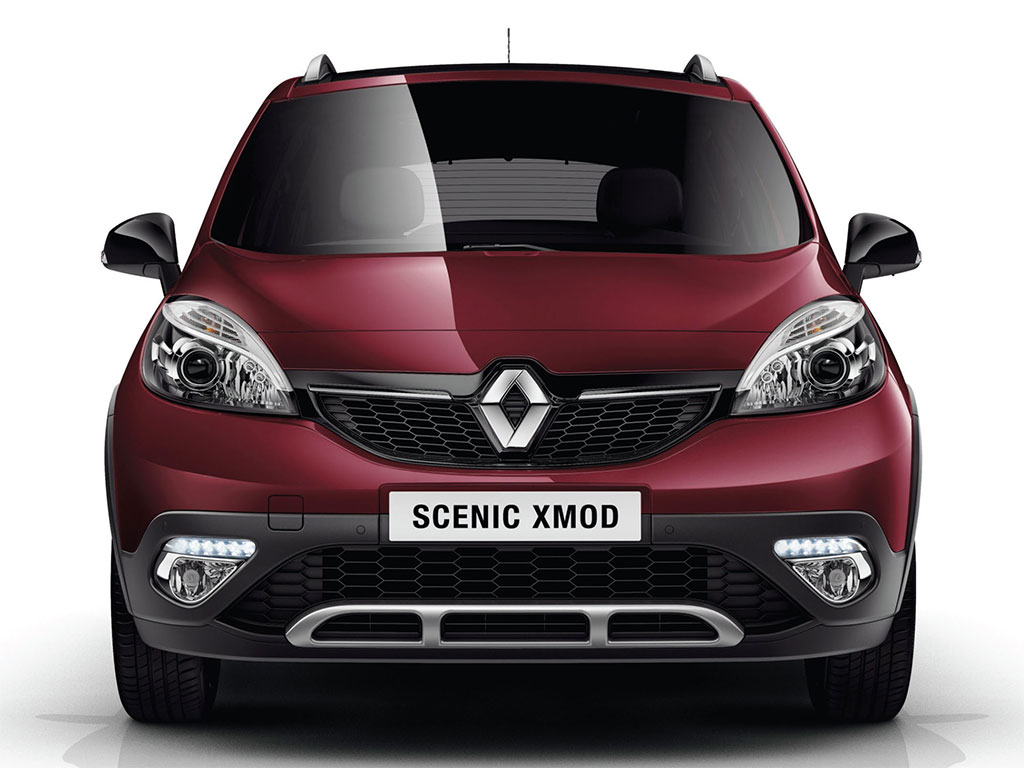 Renault Scenic XMOD (2013) first official pictures
