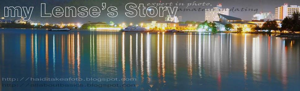 my lense's story