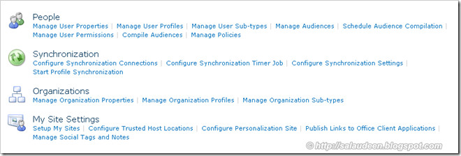 setting up user profile synchronization service sharepoint 2010
