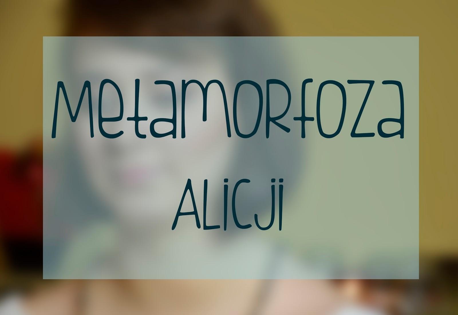 Metamorfoza blogerki
