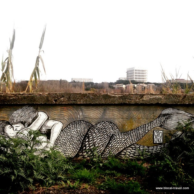 Tor di Valle, urban exploration, Rome