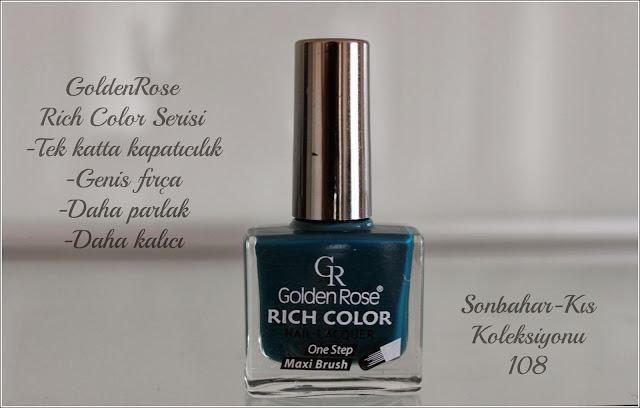 rich color 108