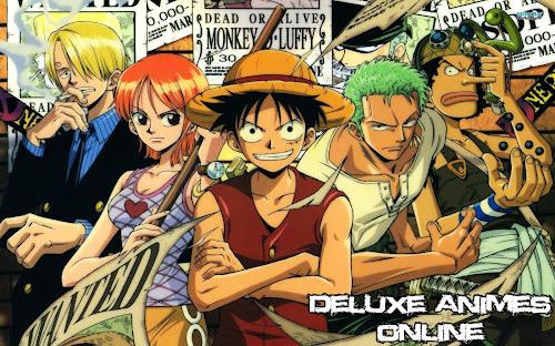 One Piece Episódio 1 Online