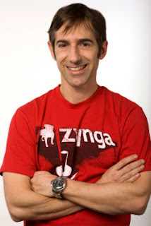 Mark Pincus, Zynga Founder and King of Games Online