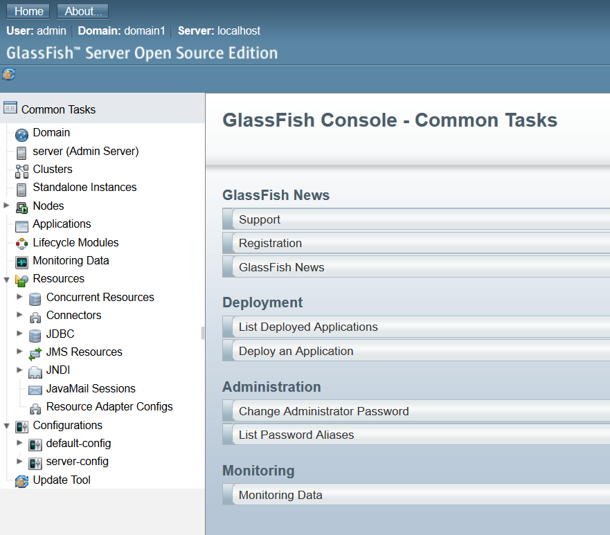 Glassfish, glassfish experts, glassfish support, glassfish consultancy