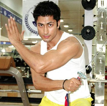 Vidyut Jamwal is in Top 5 fittest men in India