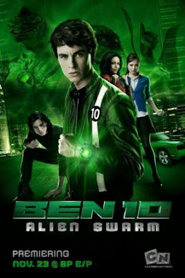 Ben 10, con Ryan Kelley