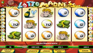 Juega Lotto Madness Tragamonedas Online en Casino.com Argentina