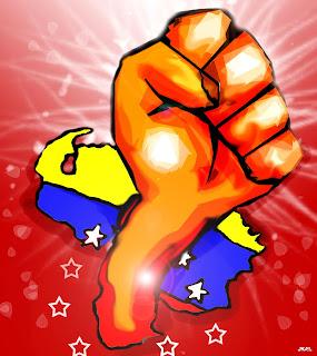 viva la venezuela bolivariana