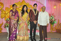 Celebraties at Actor Bharat n Jessy Wedding Reception Photos+%2528132%2529 Actor Bharath n Jessy Wedding Photos