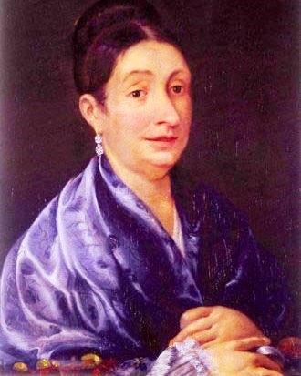 Retrato de Josefa Ortiz de Domínguez