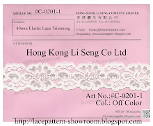 Global Sourcing Lace and Trims Supplier - Hong Kong Li Seng Co Ltd