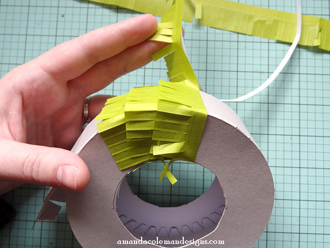 DIY Mini Wreath Piñatas Tutorial