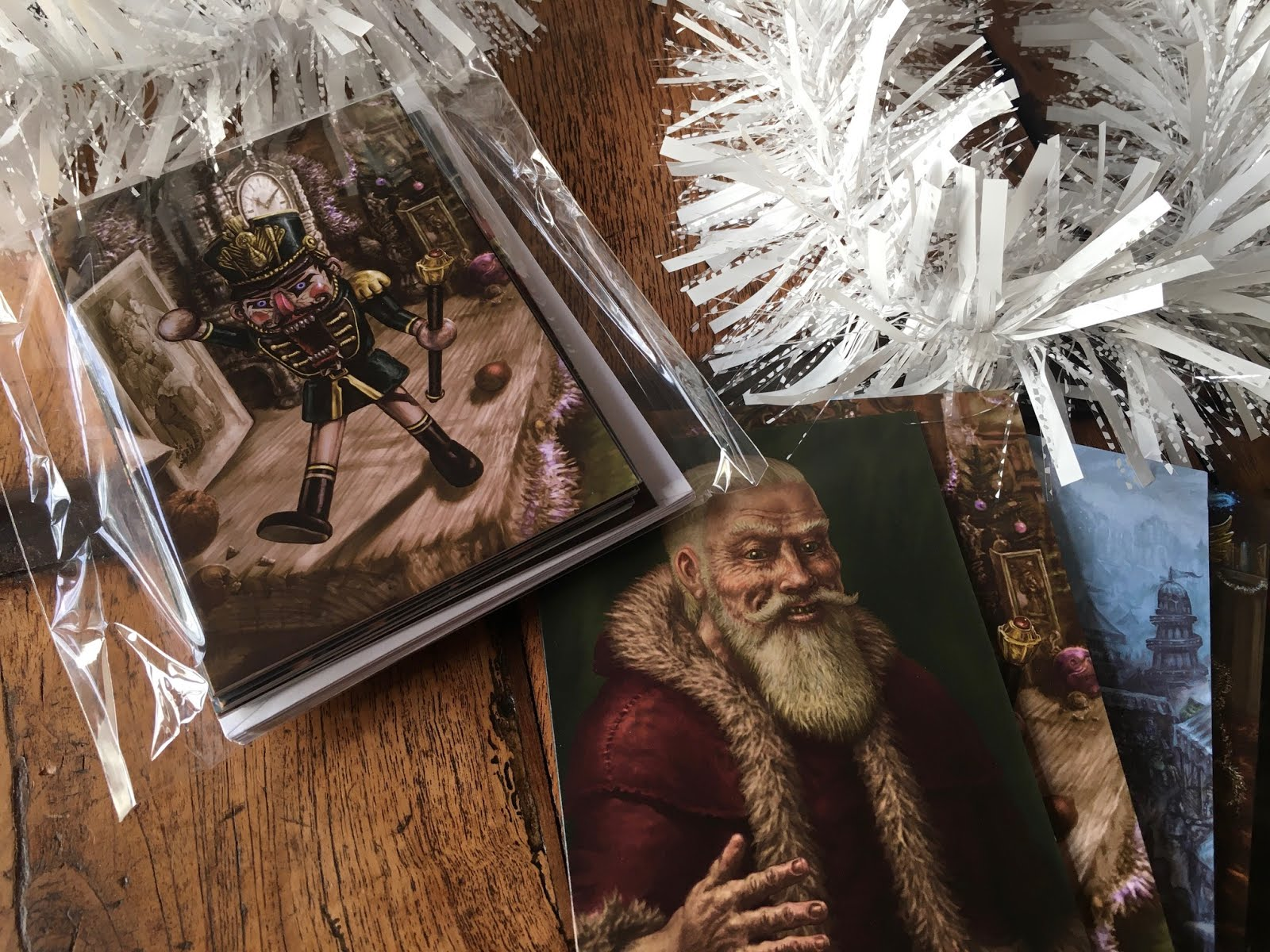 Krampus Kards available now!