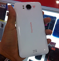 Starmobile Diamond V3 Back
