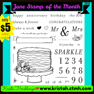 June 2019 Stamp of the Month