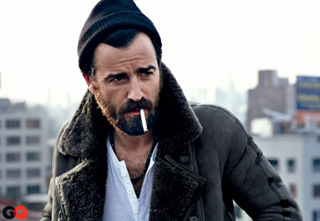 Forever A Critic Justin Theroux Gq Article