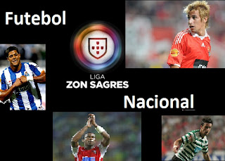 Futebol Nacional ao promenor