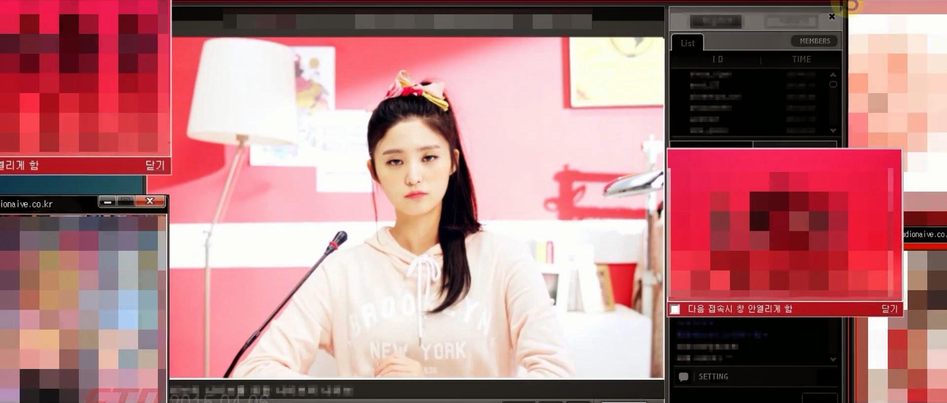 Junghwa EXID Ah Yeah