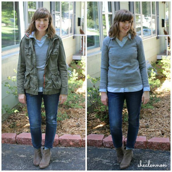 late fall outfit idea | www.shealennon.com