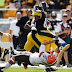 Antonio Brown fined $8,200 for kicking Browns punter in face