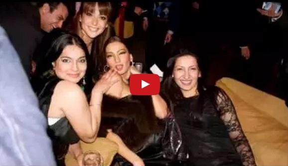 Pakistani Celebrities Caught Drunk