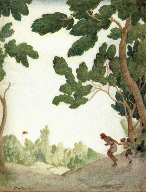 Man of the Island Edmund Dulac