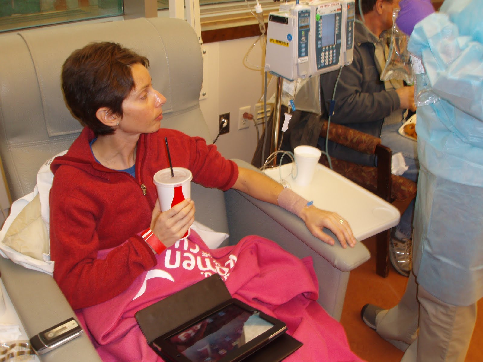 An Athletes Account Of Undergoing Breast Cancer Treatment Chemo 1