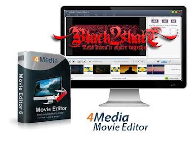 4Media Movie Editor v6.5.2