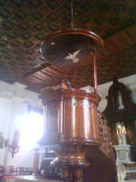 Tallas en madera Iglesia La Inmaculada