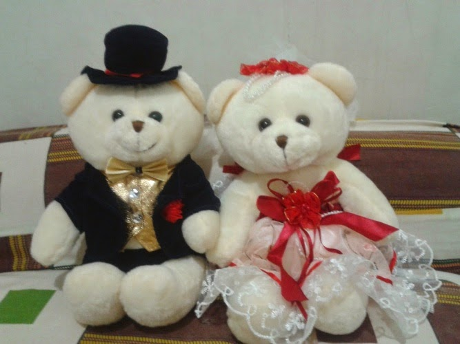 Gambar boneka teddy bear lucu banget