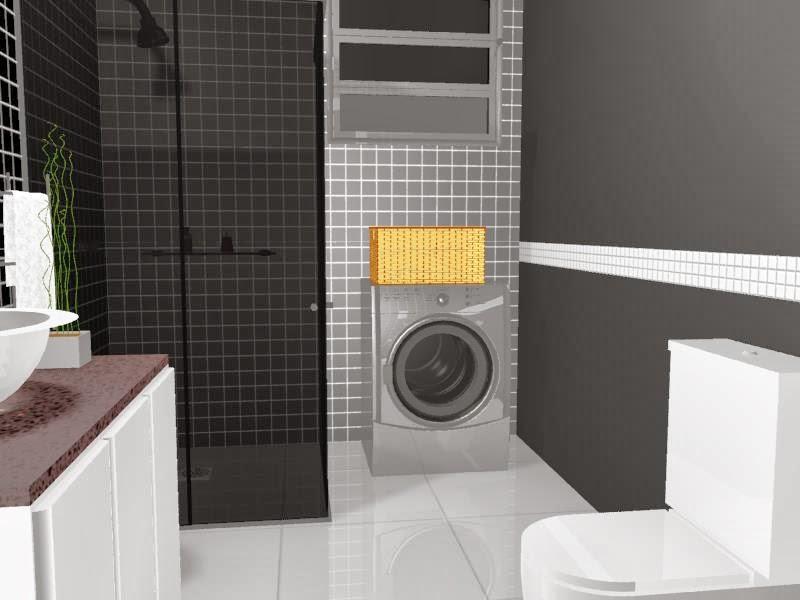 Design de Interiores  Ideias de banheiro simples -> Ideias Banheiro Simples