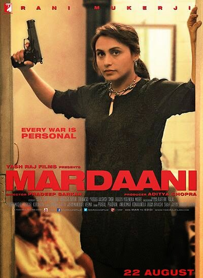 Latest Mardaani (2014) box office collection Verdict (Hit or Flop) wiki, report New Records, Overseas day and week end.