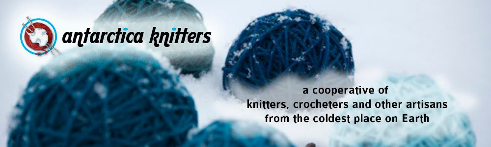 Antarctica Knitters