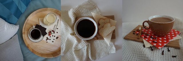 Káva a chai čaj