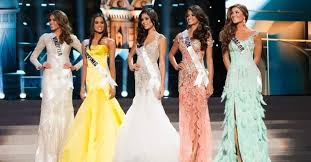 MISS UNIVERSO 2013 - TOP FIVE