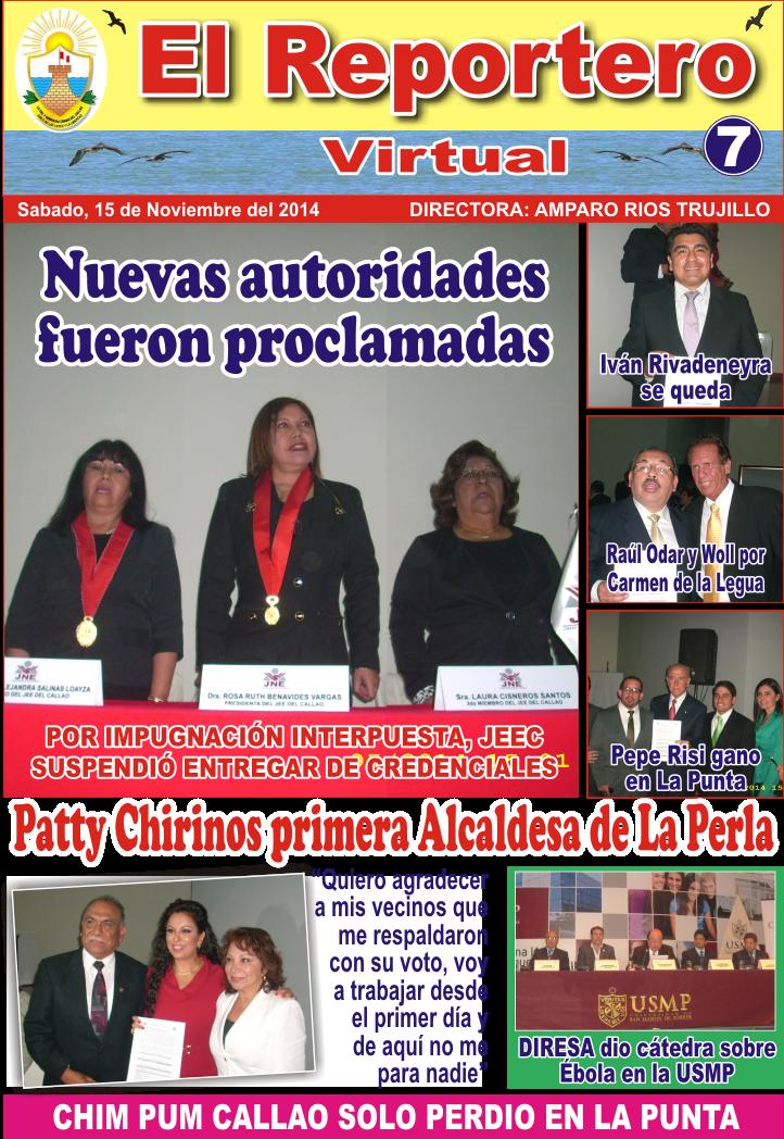 EL REPORTERO VIRTUAL Nº 7