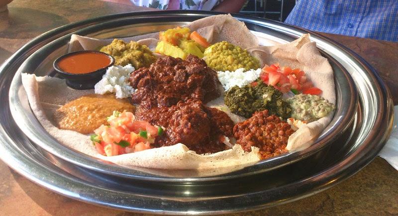 Petje Etiopia, afrikkalainen ravintola Berliinissä