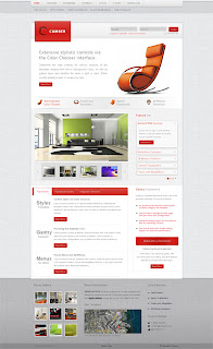 RT Camber – RocketTheme August 2011 Template