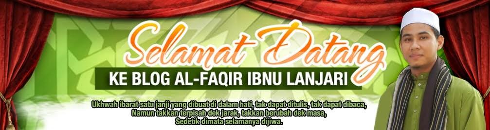 Al-Faqir Ibnu Lanjari