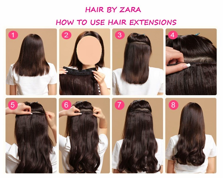 Hair By Zara Secret To Long Thick Hair
