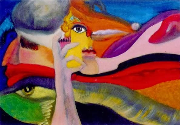 Exposition Mireille Cangardel, GALERIE L'USINE, PARIS, du 8 au 22 mars 2014