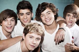 One Direction Boyband