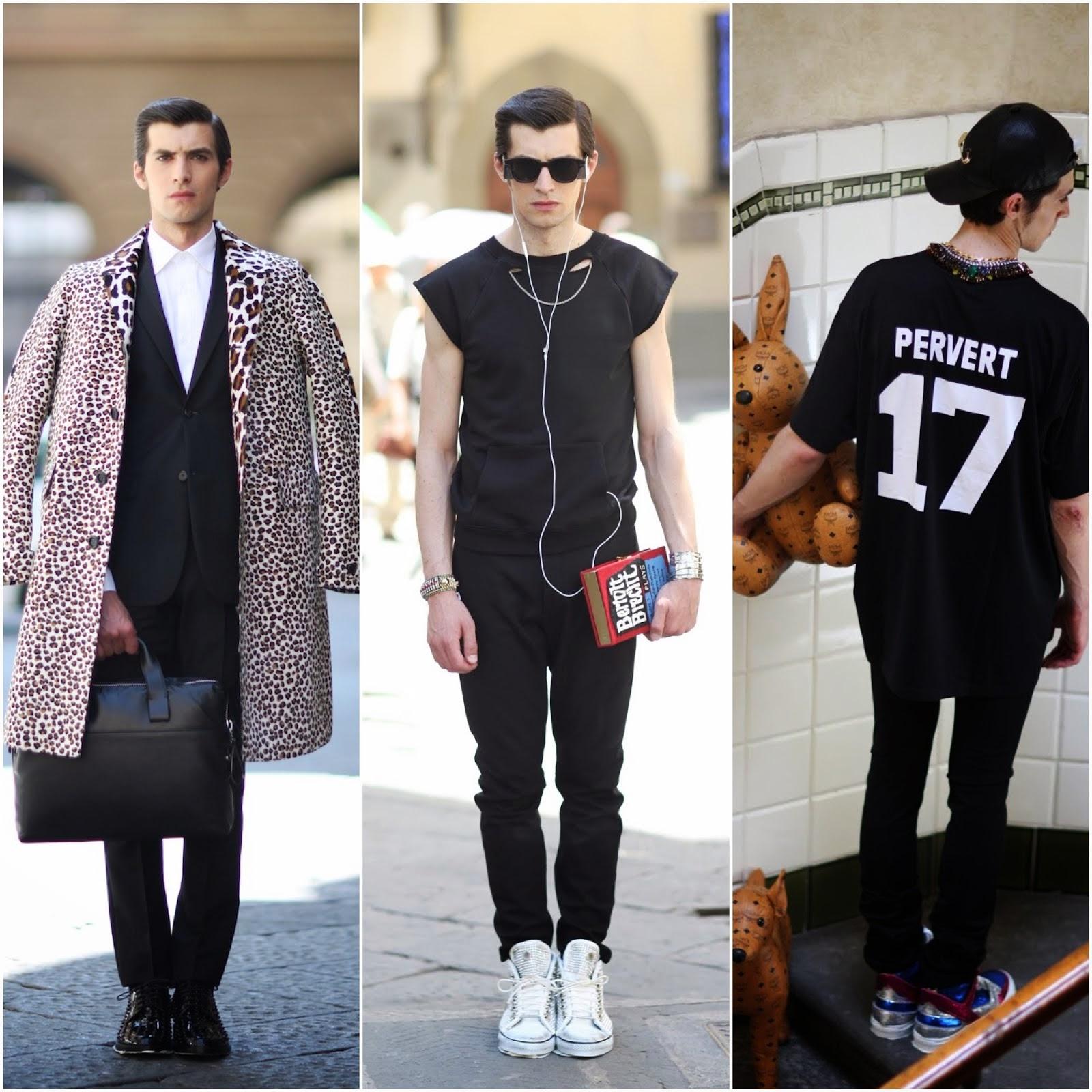 00O00 Menswear Blog: Luisa Via Roma Firenze4Ever Stylelab series