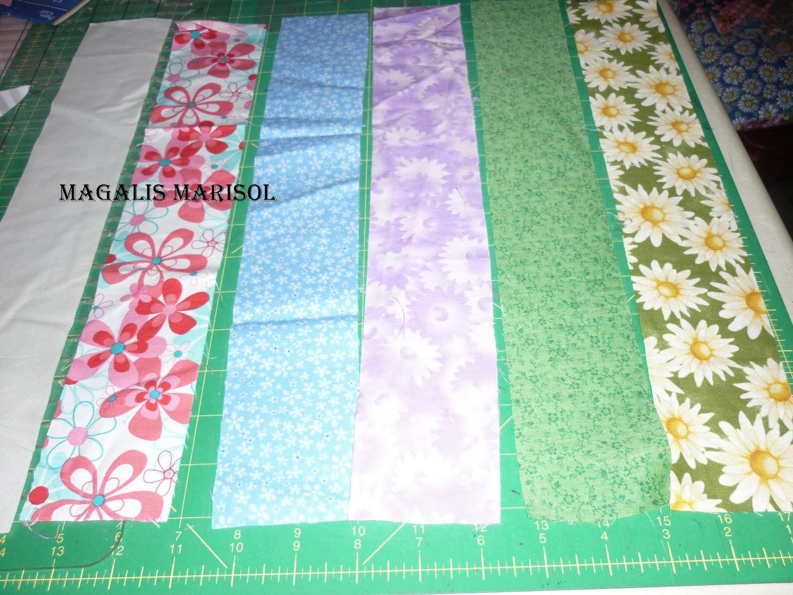 Edredones de patchwork y algo mas como hacer bloques de - Como hacer edredones ...